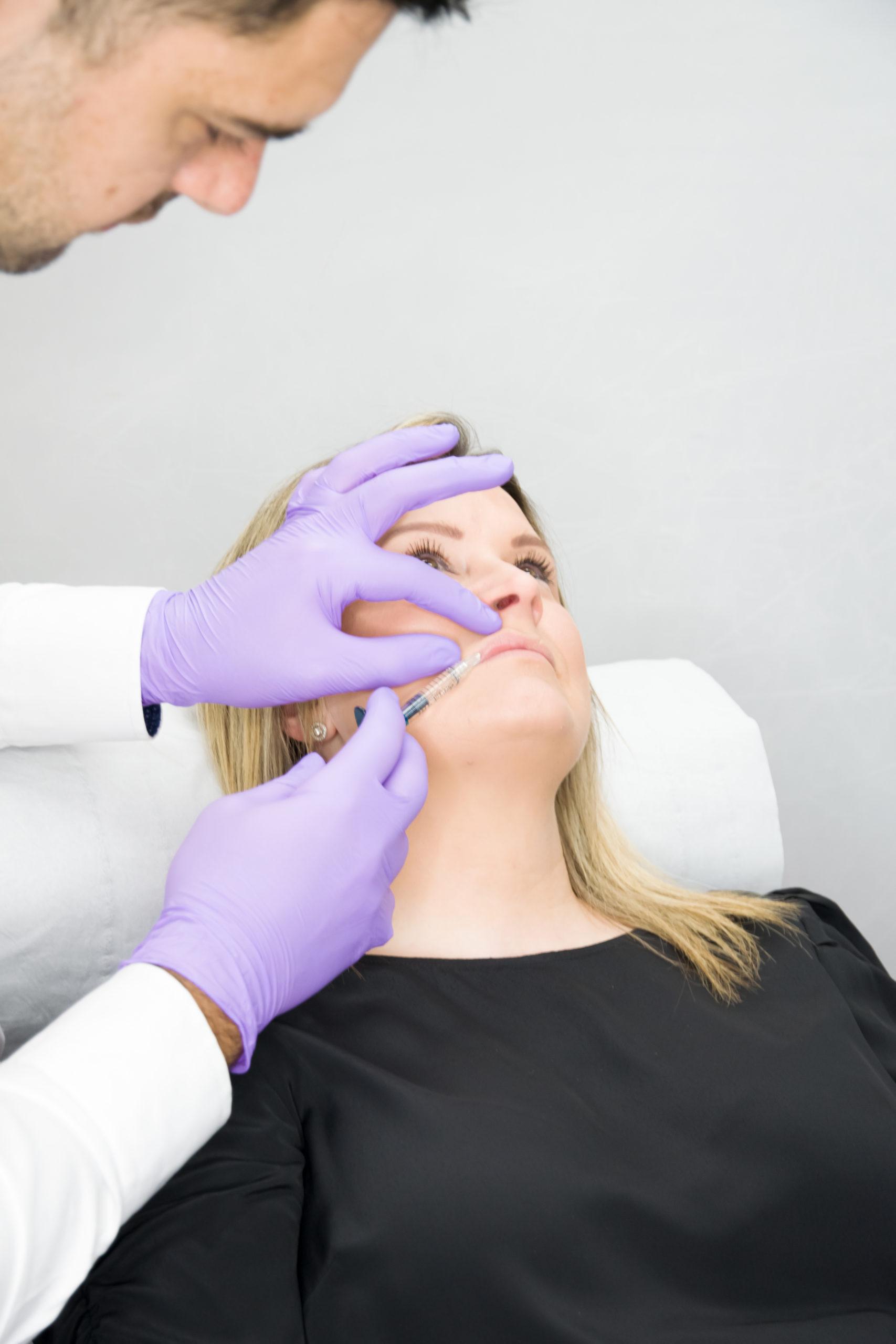 Facial Fillers Dr Ayad Harb